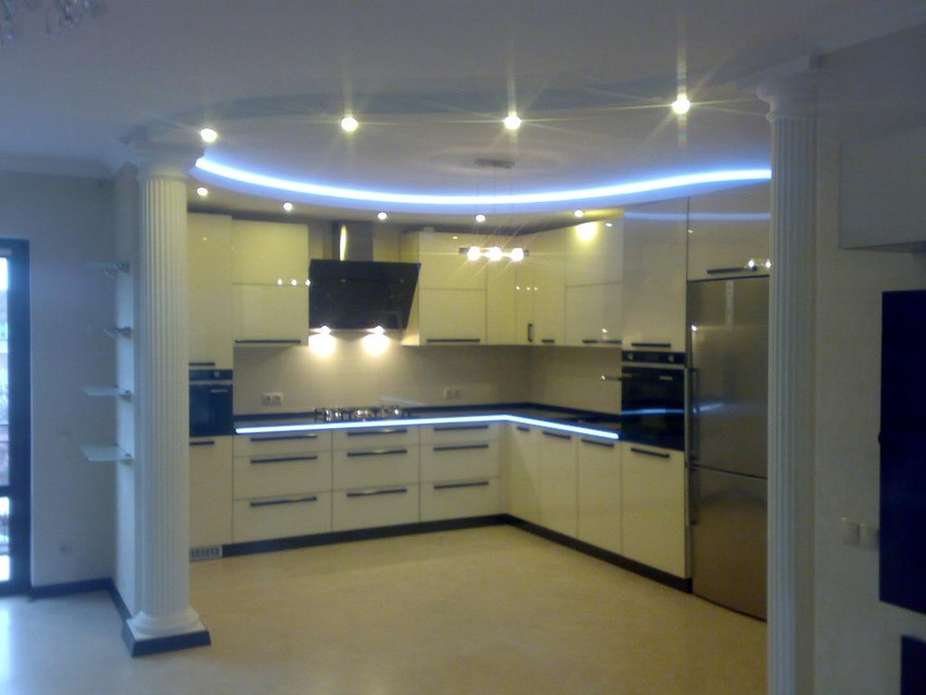Электропроводка и электрика на кухне