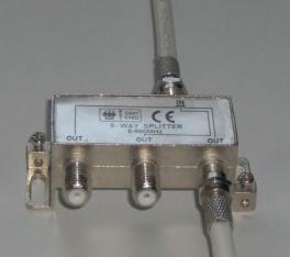 Подключение ТВ и ТФ кабеля