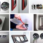 Установка розеток и выключателей: цена услуг