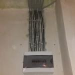 Комплексный монтаж электропроводки