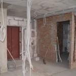 Монтаж электропроводки в квартире в старом фонде