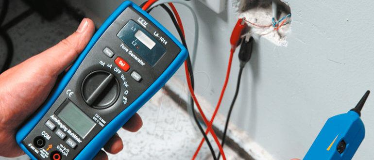 Диагностика и устранение замыканий в электросети